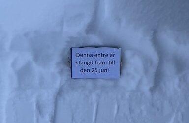 Vinterdagen 12 januari 2020